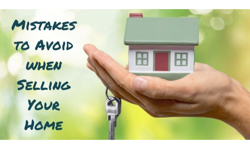 6 Common Home Selling Mistakes to Avoid