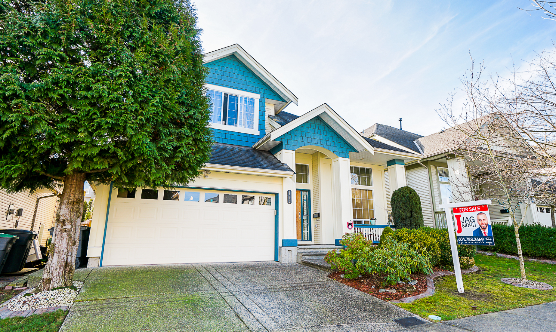 Selling a Home in Surrey, British Columbia
